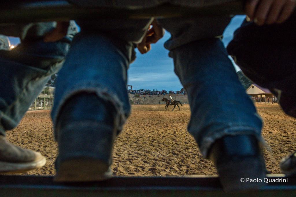 In USA nello Utah per il Rodeo dei bambini ad Orderville